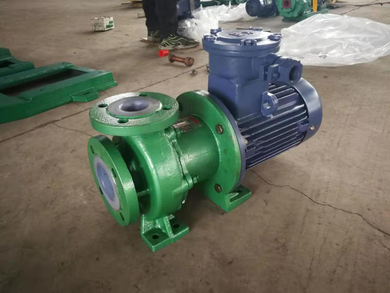 耐腐耐磨泵  脱硫泵